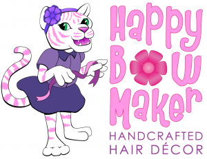 Happy Bow Maker logo
