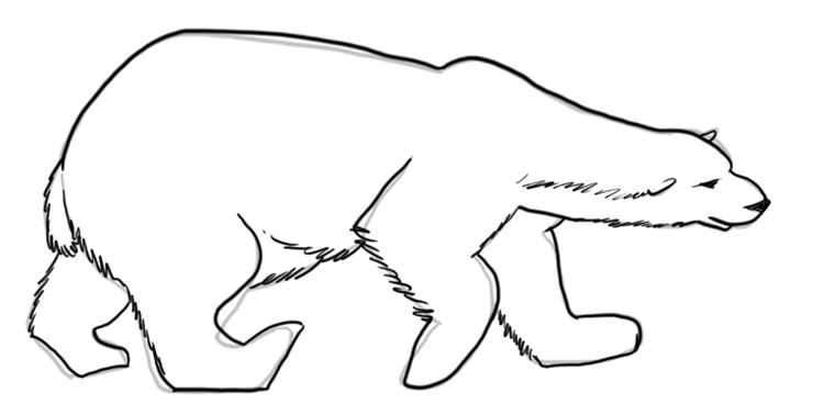 polar bear research paper outline Polar animals printables penguin cut-and-paste art pattern pop this cut-and-paste art project will provide your students with opportunities to improve their.
