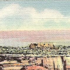Detail of Original Postcard