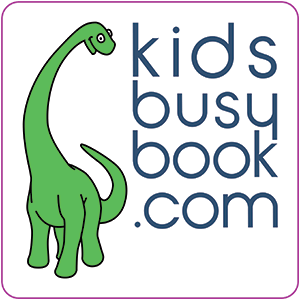 Kids Busy Book
