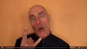 Billy DeMoss video screen capture