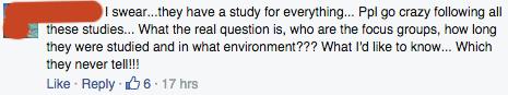 Natural Cures Not Medicine Facebook comment