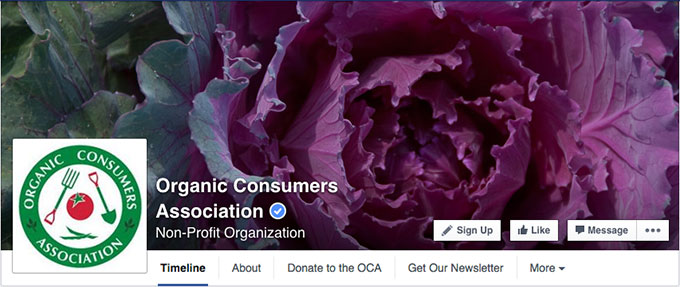ten pages you need to stop sharing from organic consumers